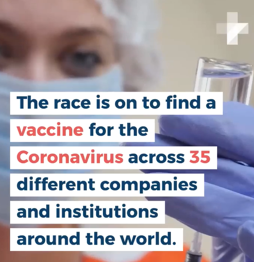 Global race to find vaccine for Coronavirus