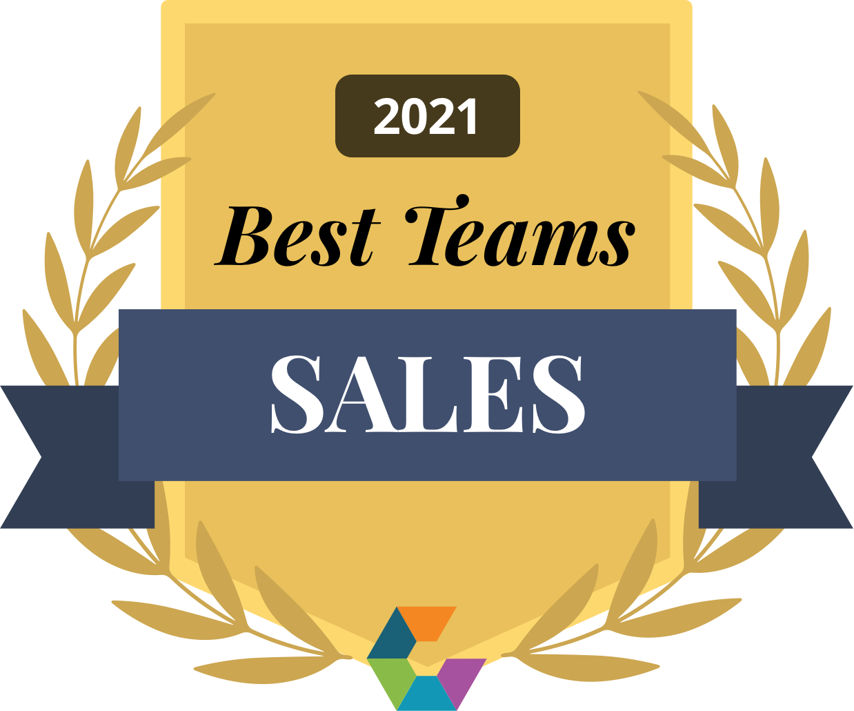 Comparably Best Sales Teams 2021