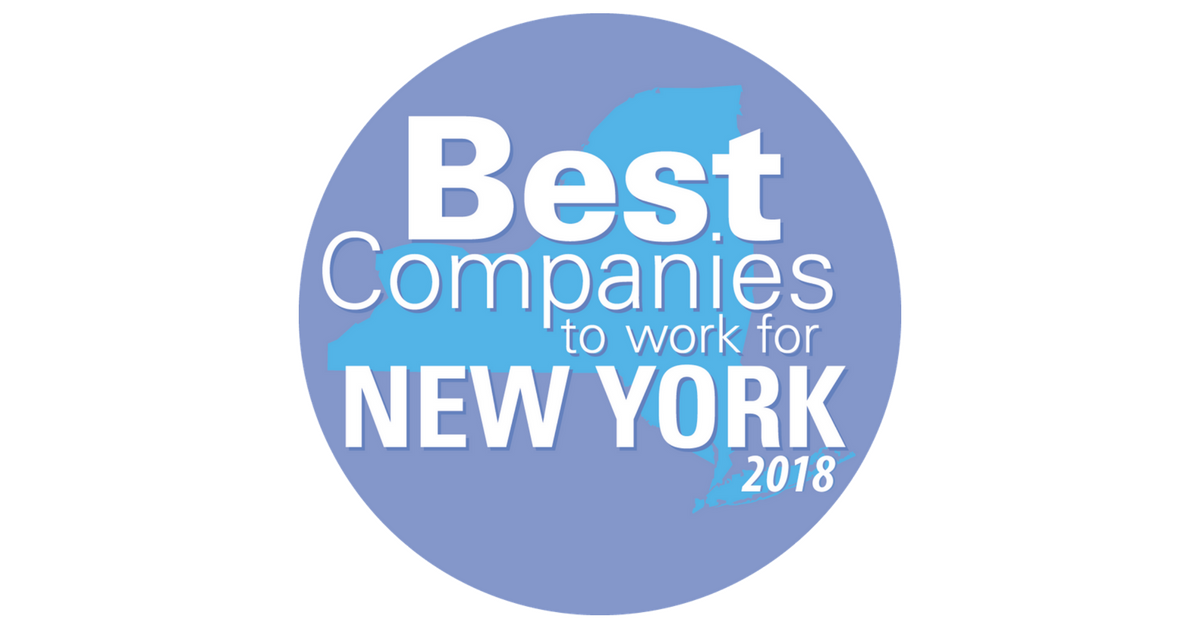 Best companies to work for 2018