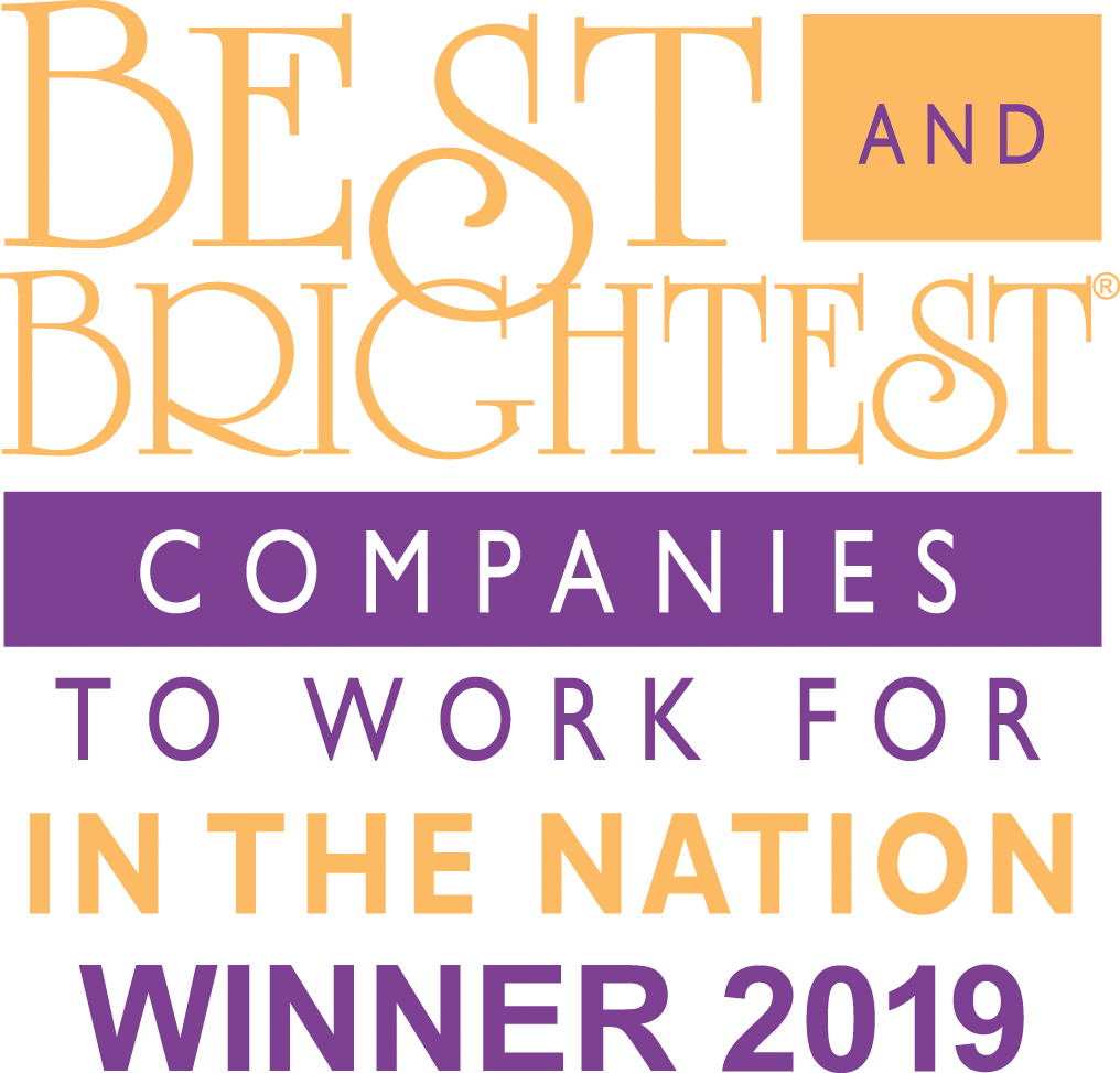 Best and Brightest Companies to Work for in the Nation 2019